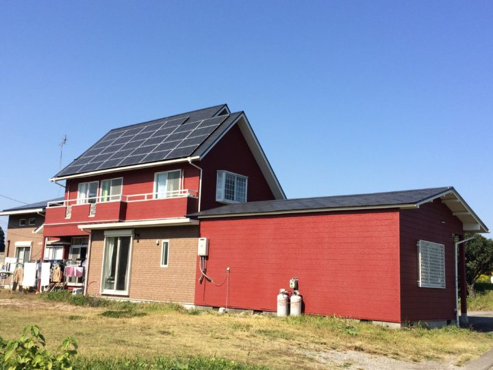 熊本県阿蘇郡西原村O様邸 外壁塗装・屋根塗装工事