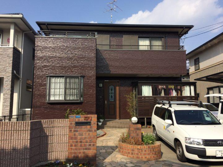 熊本県南区N様邸 外壁塗装・屋根塗装工事