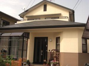 熊本市西区N様邸 防水塗装工事