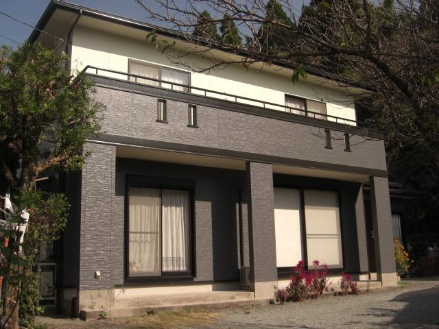 熊本県宇城市O様邸 外壁塗装・屋根塗装工事