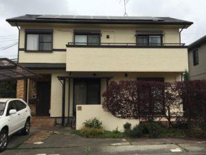 熊本県菊池郡菊陽町M様邸 外壁塗装・屋根塗装工事