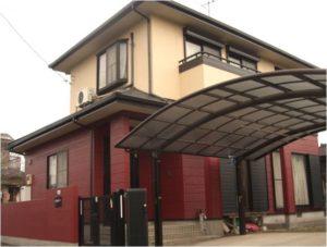 熊本県菊池市H様邸 屋根・外壁塗装工事