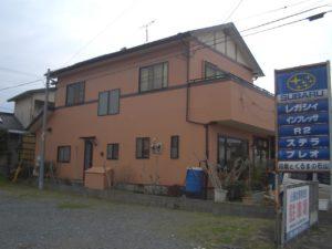 熊本県宇城市I様邸 外壁塗装・屋根塗装工事