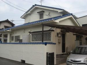 熊本県合志市Y様邸 屋根・外壁塗装工事