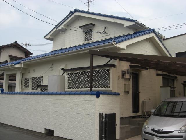 熊本県合志市Y様邸 外壁塗装・屋根塗装工事