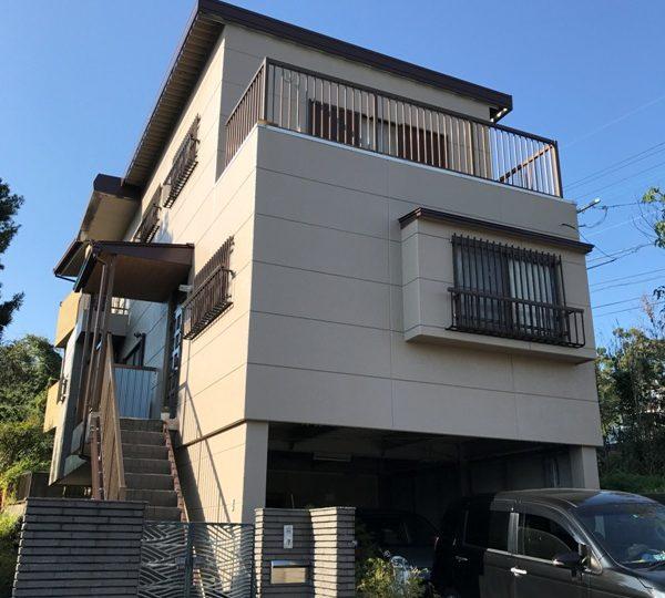 熊本市西区M様邸 外壁塗装・屋根塗装工事