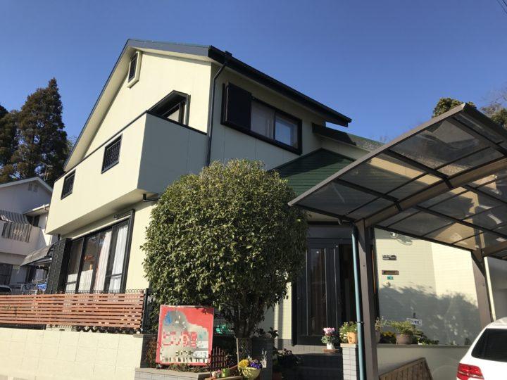 熊本県水俣市K様邸 外壁塗装・屋根塗装工事