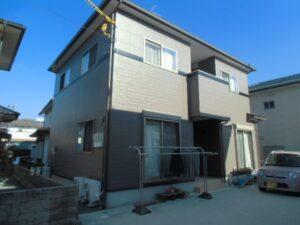 合志市S様邸 外壁塗装・屋根塗装工事