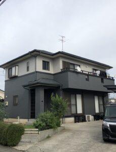 熊本市南区O様邸 外壁塗装・屋根塗装工事