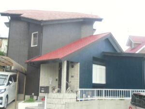 熊本市北区H様邸 外壁塗装工事