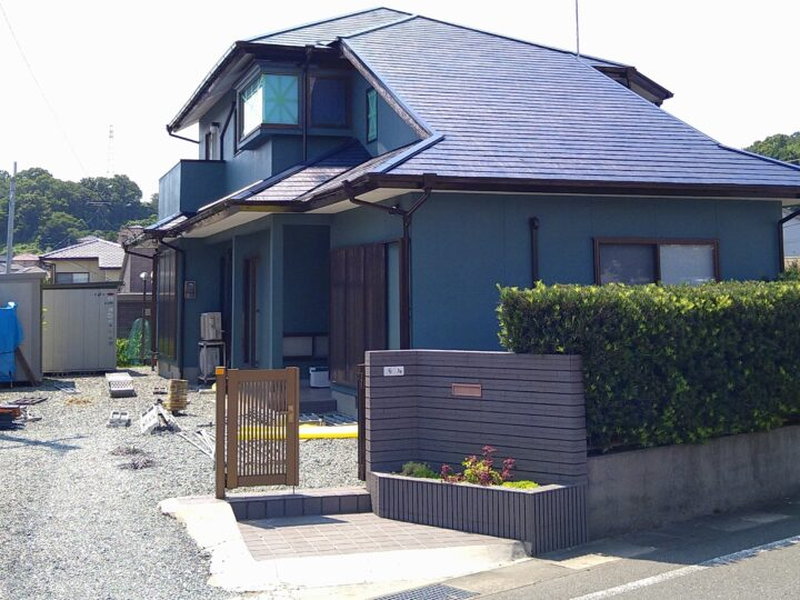 熊本県宇城市N様邸 外壁塗装・屋根塗装工事